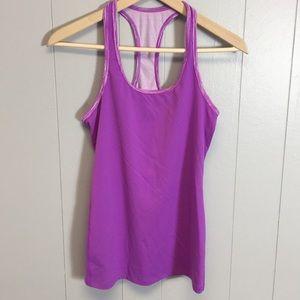 Victoria's Secret Sport Purple Racerback Tank